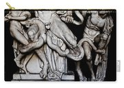 Laocoon And The Snake Carry-all Pouch