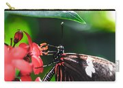 Laparus Doris Butterfly Carry-all Pouch