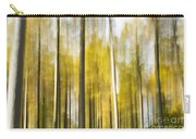 Larch Grove Blurred Carry-all Pouch