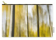 Larch In Abstract Carry-all Pouch