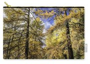 Larch Pines Carry-all Pouch
