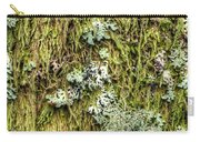 Larch Tree Beard Moss Carry-all Pouch