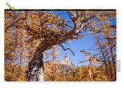 Larch Tree Frames Prusik Peak Carry-all Pouch