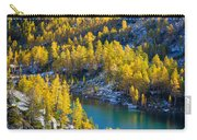 Larches At Perfection Lake Carry-all Pouch