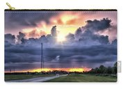 Large Cloud Carry-all Pouch