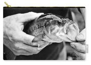 Large Mouth Bass Carry-all Pouch