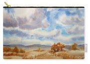 Large Prairie Sky Carry-all Pouch