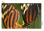 Large Tiger Butterflies Carry-all Pouch