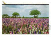 Larkspur Fields Forever Carry-all Pouch