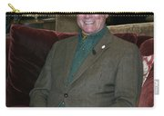 Larry Hagman Carry-all Pouch by Nina Prommer