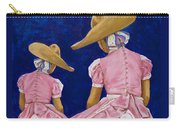 Las Charras Rosadas Carry-all Pouch