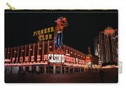 Las Vegas 1983 Carry-all Pouch by Frank Romeo