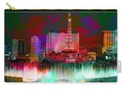 Las Vegas Bellagio Painting Carry-all Pouch