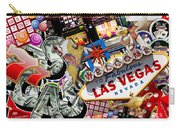 Las Vegas Icons Carry-all Pouch