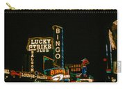 Las Vegas Lights2 Carry-all Pouch