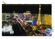 City - Las Vegas Nightlife Carry-all Pouch