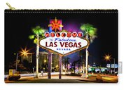 Las Vegas Sign Carry-all Pouch