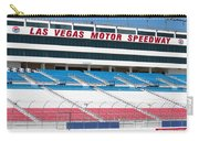 Las Vegas Speedway Grandstands Carry-all Pouch