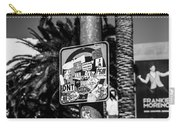 Las Vegas Sticker Sign Carry-all Pouch