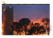 Las Vegas Trump Tower Sunset Carry-all Pouch