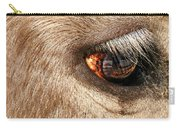 Lashes Carry-all Pouch by Diana Angstadt
