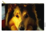 Lassie Come Home Carry-all Pouch by Karen Wiles