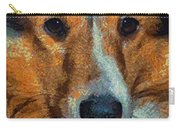 Lassie - Rough Collie Carry-all Pouch