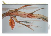 Last Leaf Carry-all Pouch