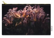 Last Light Lillies Carry-all Pouch
