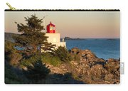 Last Light On Amphritite Lighthouse Carry-all Pouch