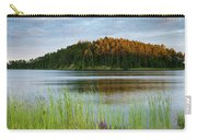 Last Light On The Lake Carry-all Pouch