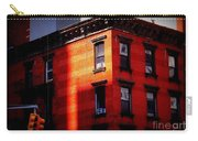 Last Rays Of The Sun - Old Buildings Of New York Carry-all Pouch
