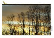 Last Rays Of Light Carry-all Pouch