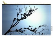 Lasy Birds Carry-all Pouch