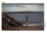 Late Afternoon Angler - Maalaea-maui Carry-all Pouch