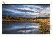 Late Afternoon On The Tuolumne River Carry-all Pouch