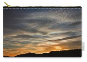 Late Afternoon Sky Carry-all Pouch