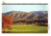 Late Autumn Afternoon In Cades Cove Carry-all Pouch