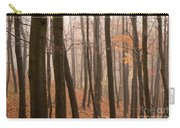 Late Autumn Beech Carry-all Pouch