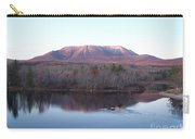 Late Fall At Abol Bridge Carry-all Pouch