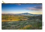 Late Spring Time View Carry-all Pouch by Robert Bales