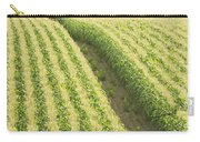 Late Summer Corn Field In Maine Carry-all Pouch