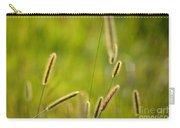 Late Summer Grasses Carry-all Pouch