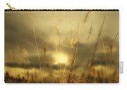 Late Summer Sun Through The High Grass Carry-all Pouch