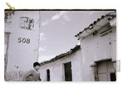 The Alleys Of Cuzco Carry-all Pouch