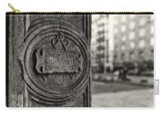 Latin Inscription Carry-all Pouch