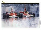 Lauda Vs Hunt Brazilian Gp 1976 Carry-all Pouch