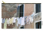 Laundry I Color Venice Italy Carry-all Pouch