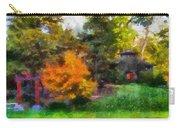 Laura Bradley Park Japanese Garden 02 Carry-all Pouch
