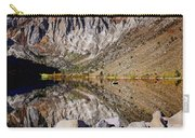Laural Mountain Convict Lake California Carry-all Pouch by Bob and Nadine Johnston